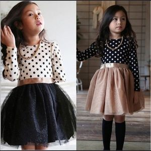 Other - BEAUTIFUL LONG SLEEVE BOUTIQUE DRESS FOR GIRLS!